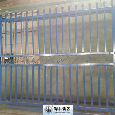 铁艺栅栏厂家产品展示
