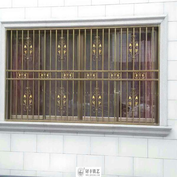 铁艺防盗网厂家电话图片展示