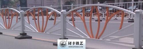 铁艺道路护栏厂家直销产品展示