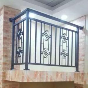铝艺栏杆2016案例