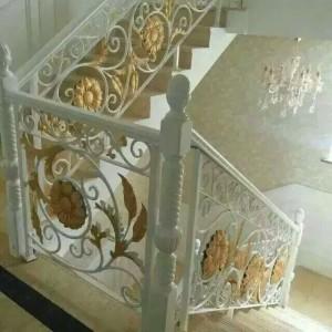 南平铝艺楼梯