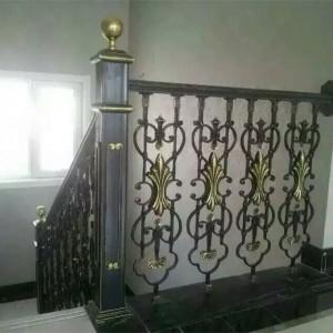 福建铝艺楼梯