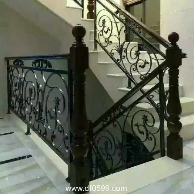 铁艺楼梯产品展示