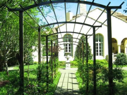 铁艺园林花圃产品展示