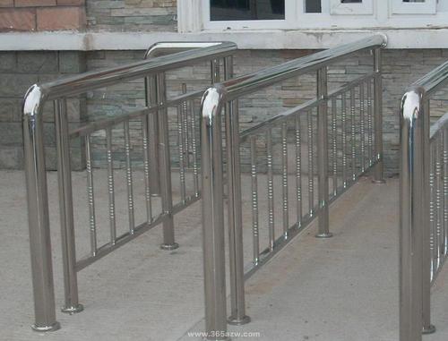 不锈钢栏杆产品展示